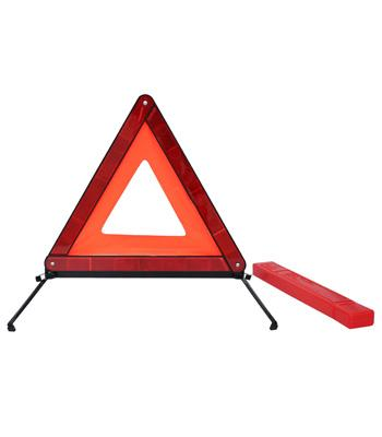 Emergency Warning Triangle, Reflective Road Triangle